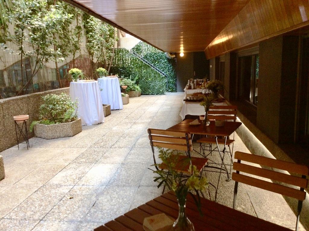 Conoce Las Terrazas Secretas De Palafox Hoteles Palafox