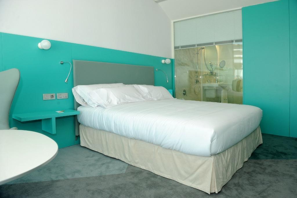 Habitaciones hotel hiberus palafox hoteles for Hoteles con habitaciones comunicadas