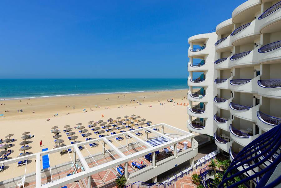 Hoteles En Cadiz Playa
