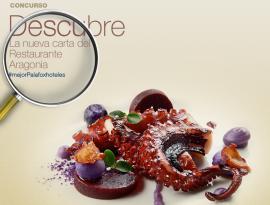 Concurso Nueva Carta Restaurante Aragonia