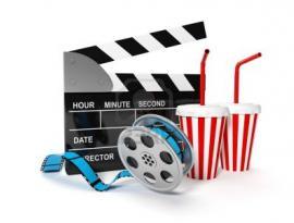 menu de cine