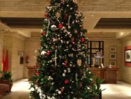 FIN DE AÑO 2012 EN HOTEL PALAFOX