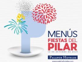 Menú Fiestas del Pilar