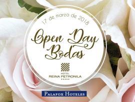 Open Day Bodas Palafox Hoteles