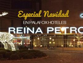 Propuestas Navidad 2014 en Palafox Hoteles