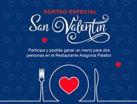 Sorteo especial de San Valentín