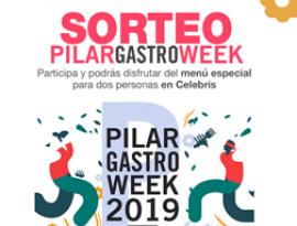 Sorteo Pilar GastroWeek 2019