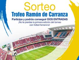 Sorteo Trofeo Ramón de Carranza