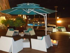 terraza hotel iberus