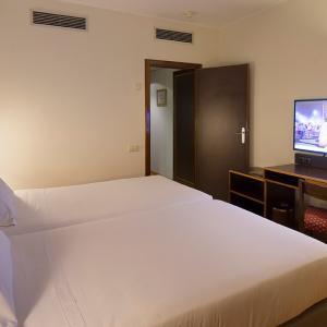 Habitación Hotel Goya Zaragoza