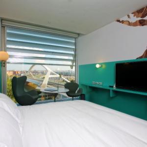 Habitación Hotel Hiberus Zaragoza