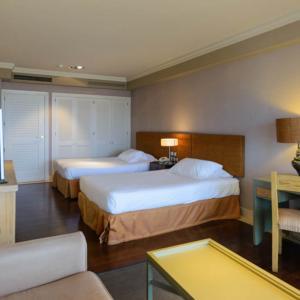 Habitación Hotel Playa Victoria Cádiz