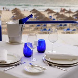 Mesa Hotel Playa Victoria Cádiz