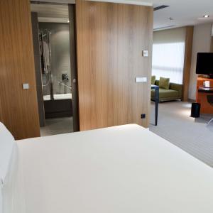 Hotel Alfonso Zaragoza Room