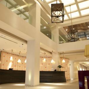 Hotel Alfonso Zaragoza: Recepción