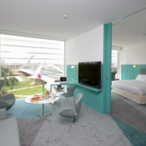 Hotel Hiberus Zaragoza Suiten