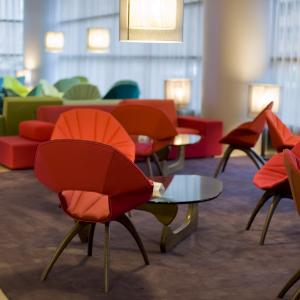 Hotel Reina Petronila Zaragoza - Lobby