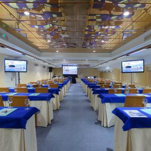 Salones para eventos y reuniones Hotel Playa Victoria