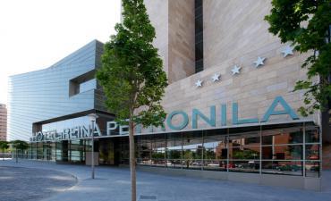 Hotel Reina Petronila Zaragoza