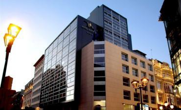 Hotel Alfonso 4 estrellas cerca del Pilar de Zaragoza