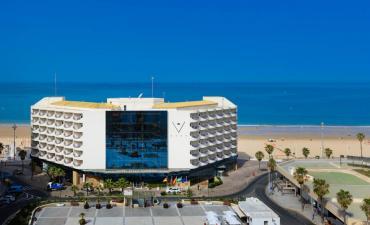 Hotel Playa Victoria en Cádiz
