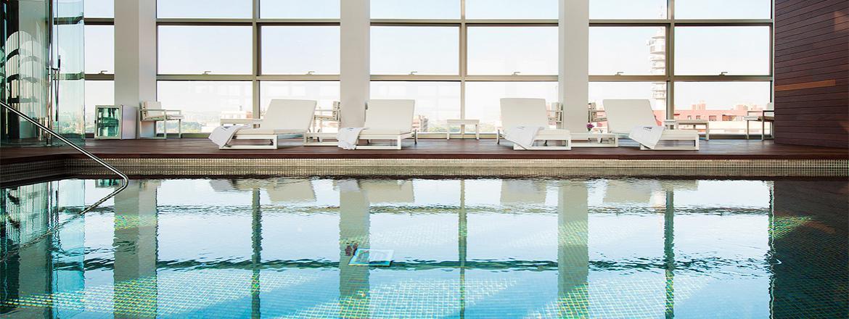 Spa de la Reina del Hotel Reina Petronila Zaragoza