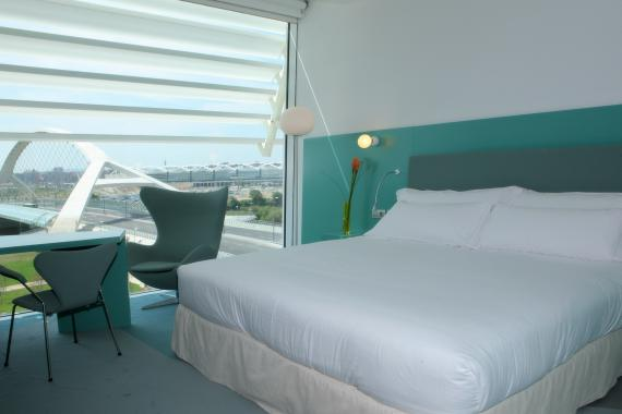 Suites Hotel Hiberus Zaragoza