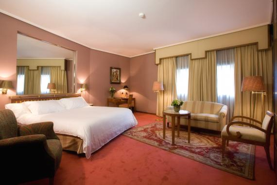 Suite Hotel Palafox Zaragoza