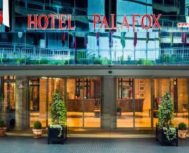 Hotel Palafox en Zaragoza