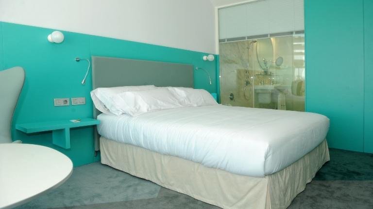 Hotel Hiberus Zimmer