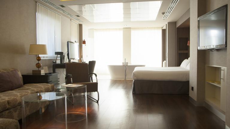Hotel Alfonso Zaragoza Suiten