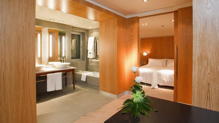 Zimmer Hotel Alfonso Zaragoza
