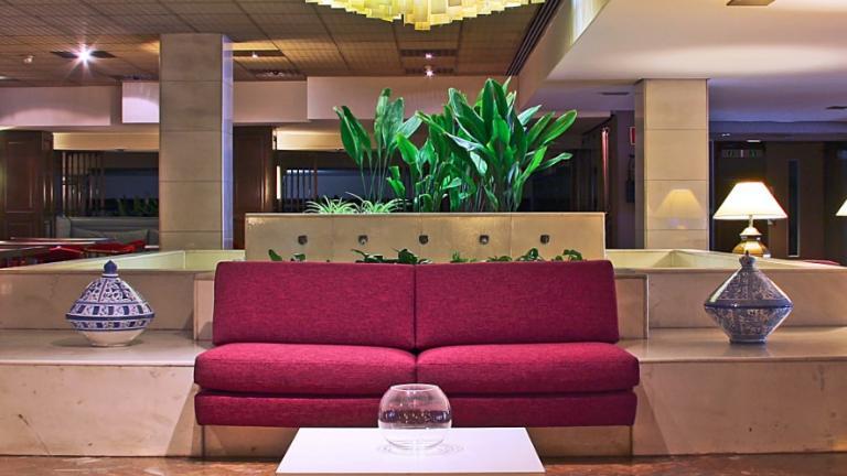 Hotel Goya Zaragoza centro: Hall vista 4