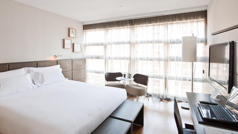 Habitación Hotel Reina Petronila