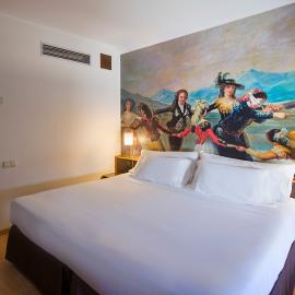 Hotel Goya Zaragoza Rooms