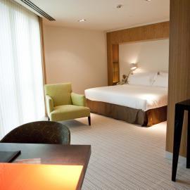 Habitación Hotel Alfonso Zaragoza