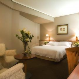 Hotel Palafox Zaragoza Zimmer