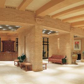 Hotel Palafox Zaragoza capital: Recepción