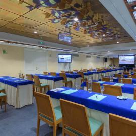 Veranstaltungen und Treffen, Hotel Playa Victoria