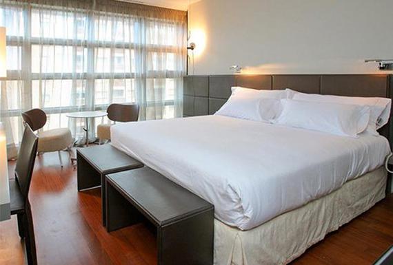 Habitaciones Hotel Reina Petronila Zaragoza
