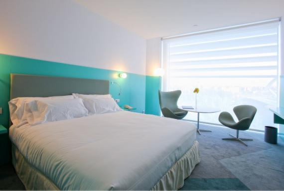 Hotel Hiberus Zaragoza Rooms