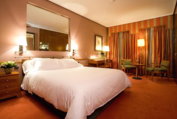 Habitaciones Hotel Palafox Zaragoza