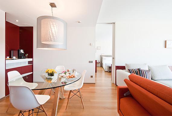Suites Hotel Reina Petronila Zaragoza