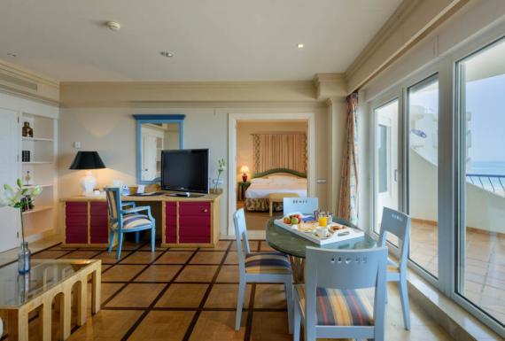 Hotel Playa Victoria Cádiz Suiten